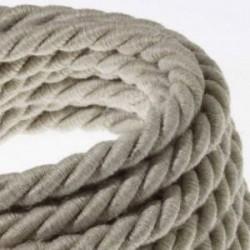 Textus Maxi - Cordone con  Rivestimento tessile di diametro ø16mm