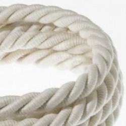Textus Maxi - Cordone con  Rivestimento tessile di diametro ø24mm